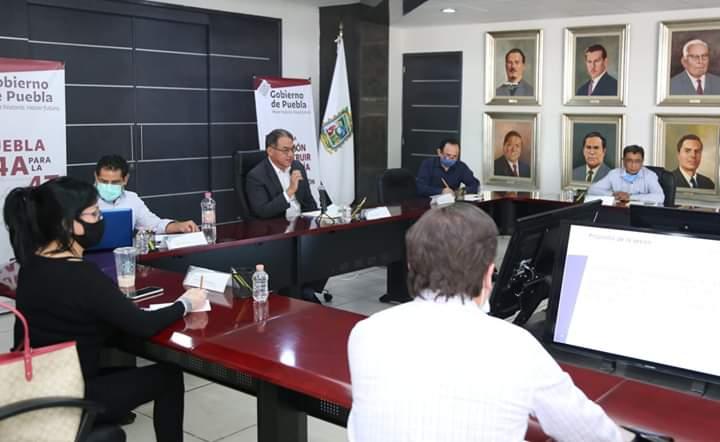 Refuerza SEP Puebla estrategias de educación en casa