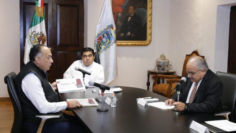 Puebla, a punto de alcanzar los 100 casos de Covid – 19