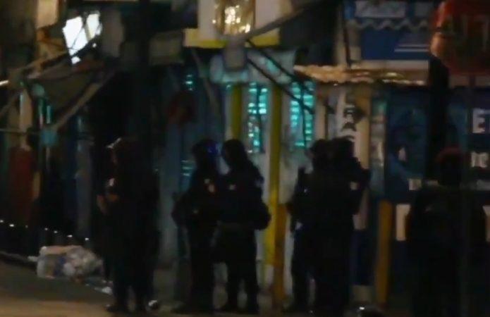 """FGE realiza cateo en """"La Maldita Vecindad"""" de Puebla"""
