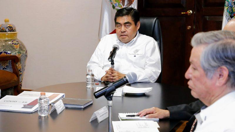 Dos defunciones y 106 casos, nuevo balance de Coronavirus en Puebla