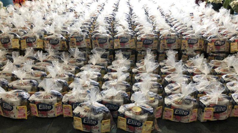 Activan programa de apoyo alimentario en Huejotzingo por COVID-19