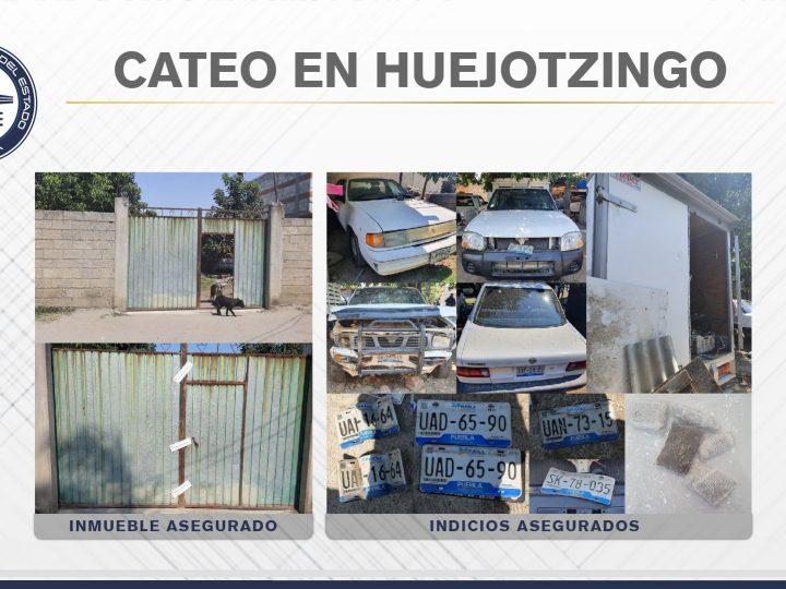 Catean inmueble en Xalmimilulco