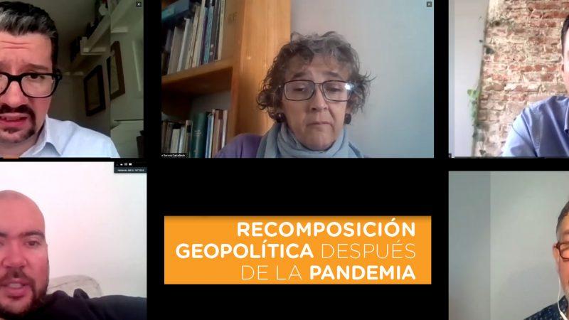 Afectará Covid-19 la recomposición geopolítica global