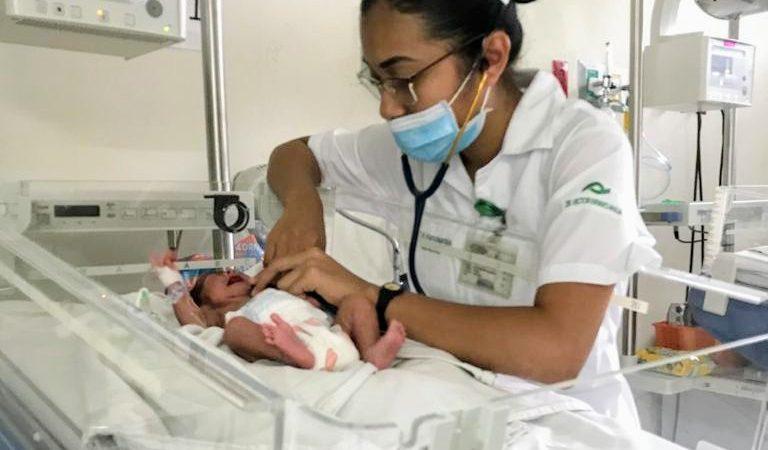 Fortalece CONALEP al Sector Salud a nivel nacional con alumnos de Enfermería