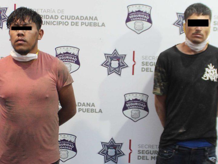 Tras persecución, los detienen por presunto secuestro