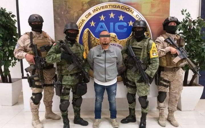 """Aseguran al líder criminal José Antonio Yépez """"El Marro"""""""