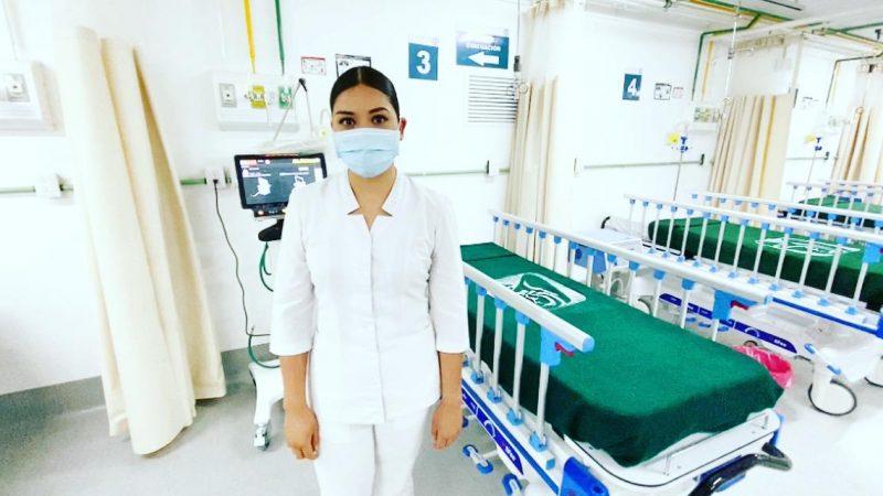 Brinda personal del Módulo Anexo a la UMF No. 6 IMSS atención especializada a pacientes con COVID-19