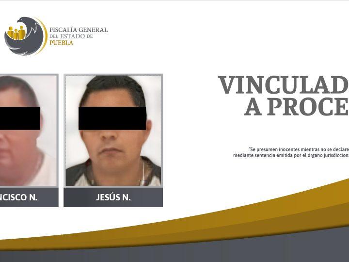 Serán procesados por presunto narcomenudeo