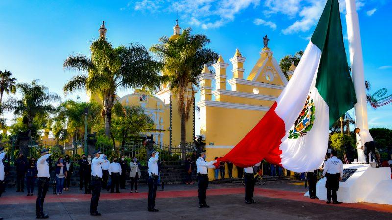 Encabeza Lupita Daniel homenaje a la Gesta Heroica de los Niños Héroes