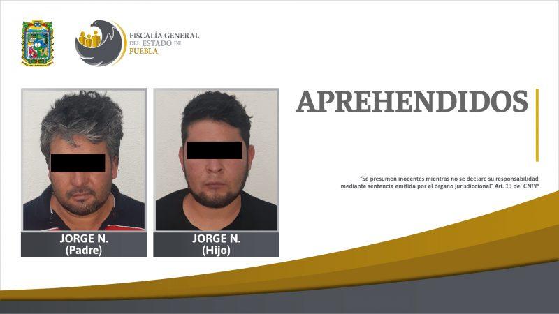 Aseguran a presuntos responsables de haber emboscado y asesinado a dos agentes