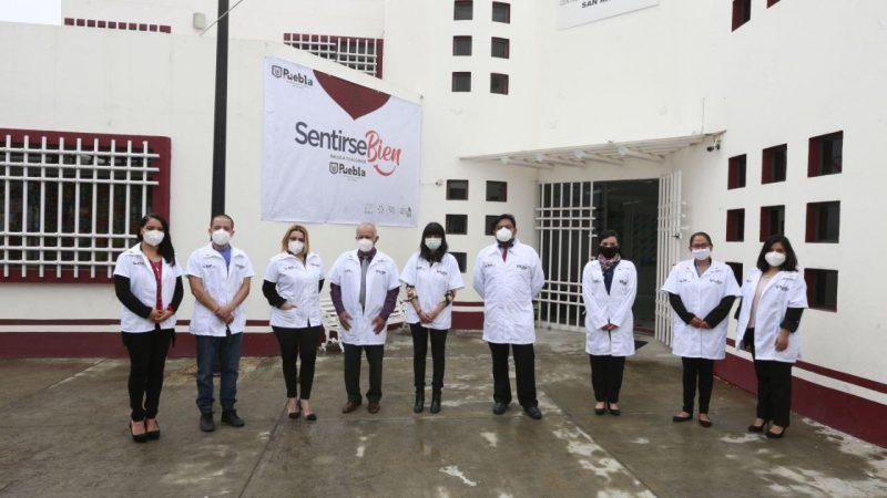 Inicia en la capital de Puebla la estrategia Sentirse Bien