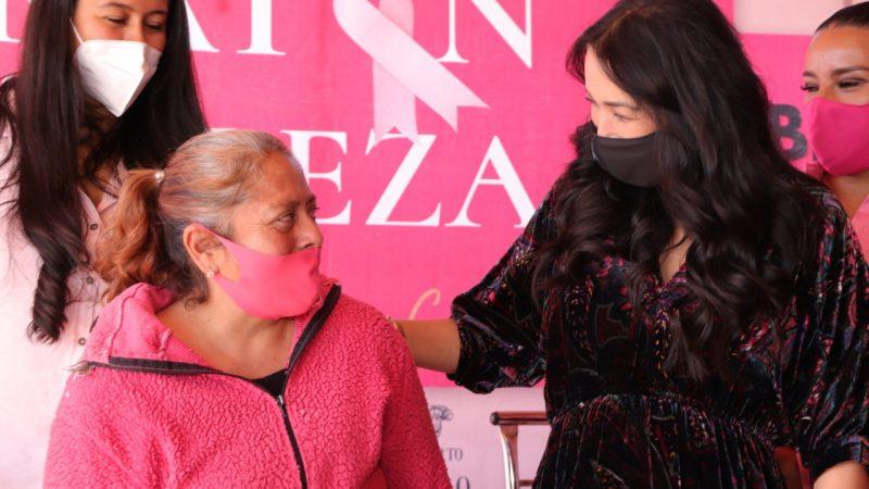 """Participa DIF Cholula en el """"Maratón de la Belleza con causa"""""""
