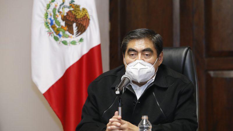 Afirma MBH que en Puebla disminuyeron los índices delictivos