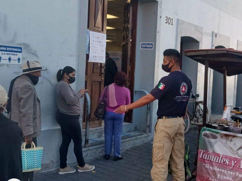 Sin incidentes termina el Buen Fin en San Pedro Cholula