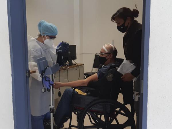 Dará ISSSTEP seguimiento a pacientes recuperados de COVID-19