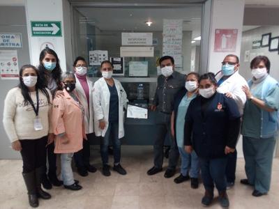 Galardonan al Hospital del ISSSTEHuauchinango