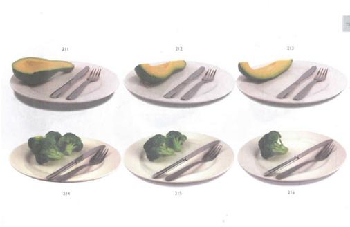 Las porciones alimentarias    Por: Abhaya Isabel