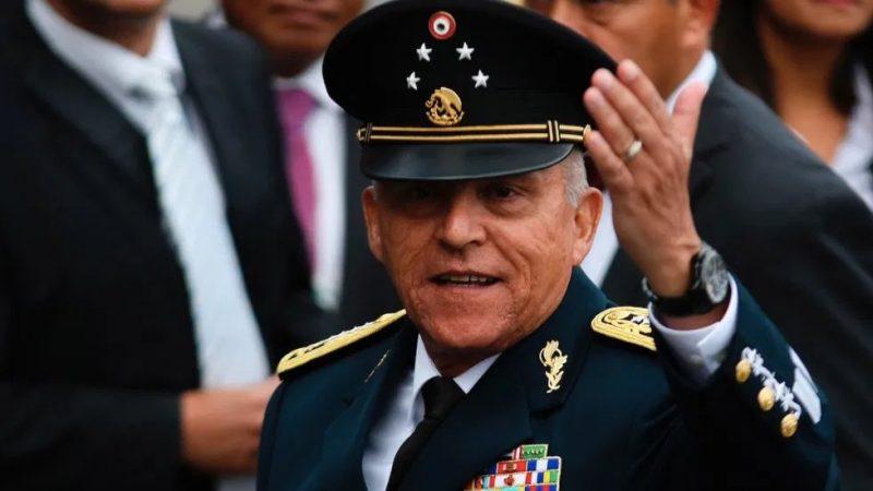No ejercerá la FGR acción penal contra el ex secretario de la Defensa, Salvador Cienfuegos