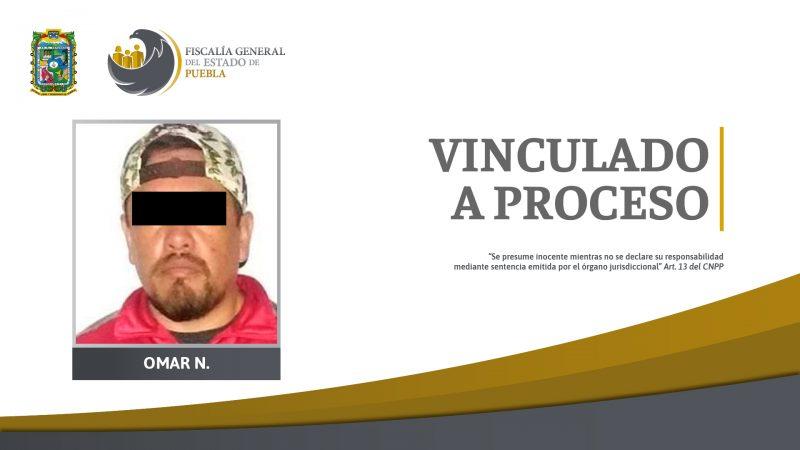 Prisión contra detenido en Cholula por delitos contra la salud