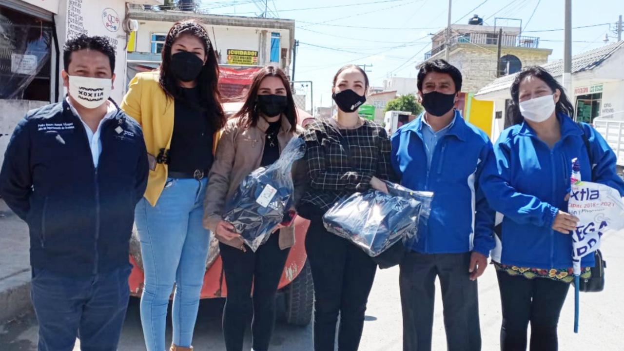 Presentan proyecto cultural en San Miguel Xoxtla