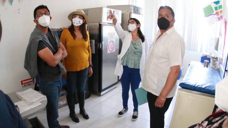Inicia rehabilitación de Casas de Salud en Huejotzingo