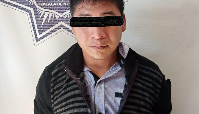 Lo acusan de realizar tocamientos lacivos en contra de una menor en Tepeaca