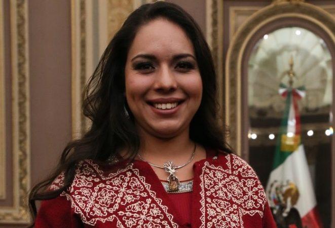 Gané las encuestas de Morena para la alcaldía de San Pedro Cholula: Tonantzin Fernández