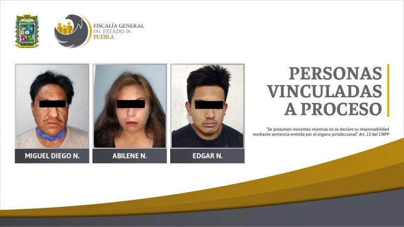 Rescatan a dos secuestrados en Cuautlancingo; hay detenidos