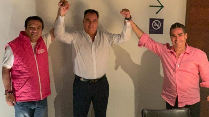 Va Eduardo Rivera Santamaría por la presidencia municipal de Puebla