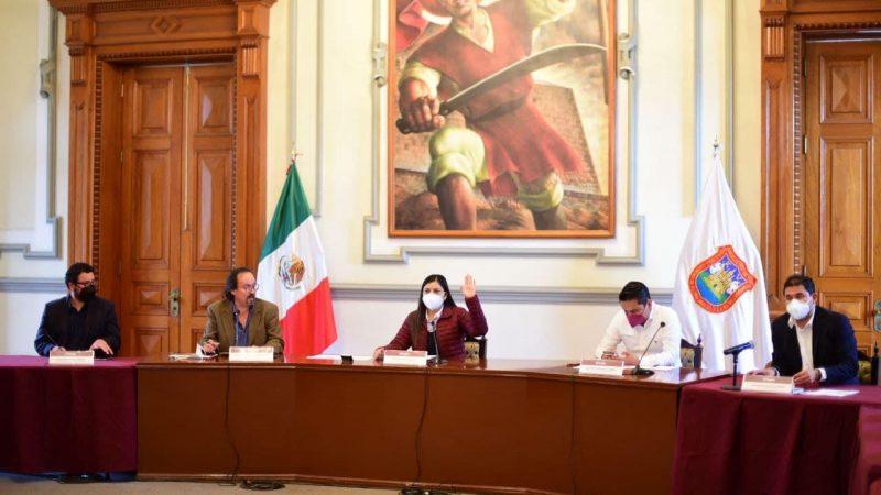 Aprueban acciones de Presupuesto Participativo 2021 en la capital de Puebla