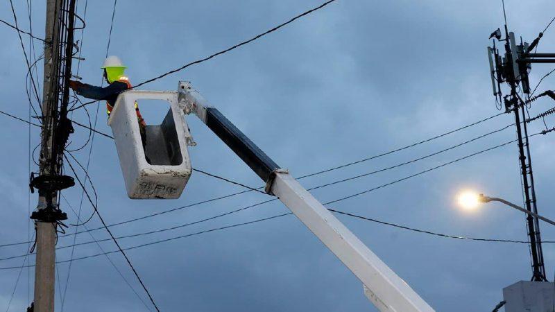 Modernización de alumbrado público ahorra 8.6% de energía eléctrica