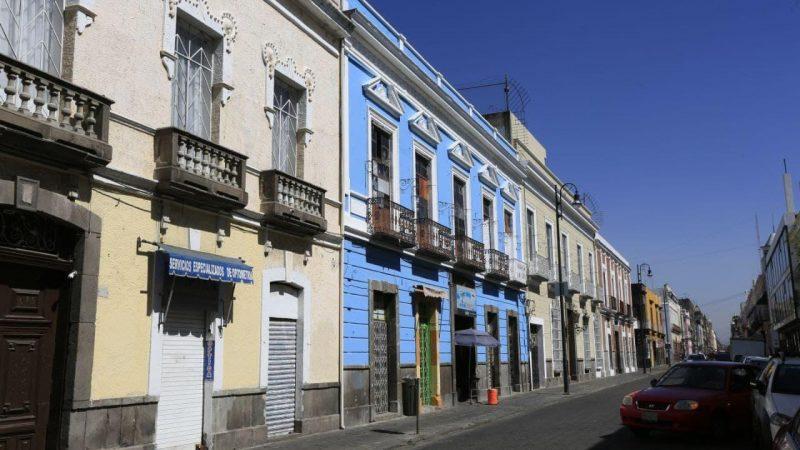 Mejoran la imagen urbana del Centro Histórico de Puebla