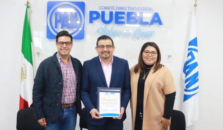 Coordinará Eduardo Alcántara el Grupo Parlamentario del PAN en el Congreso