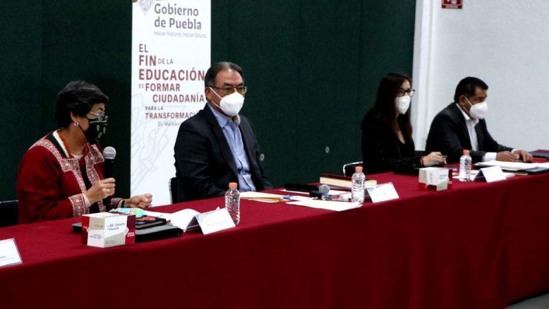 Listo el modelo educativo híbrido para curso escolar 2021-2022 en Puebla