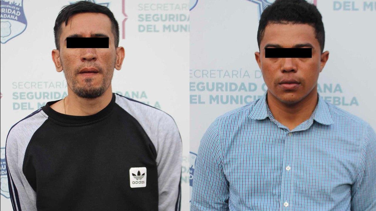 Detienen a prestamistas colombianos