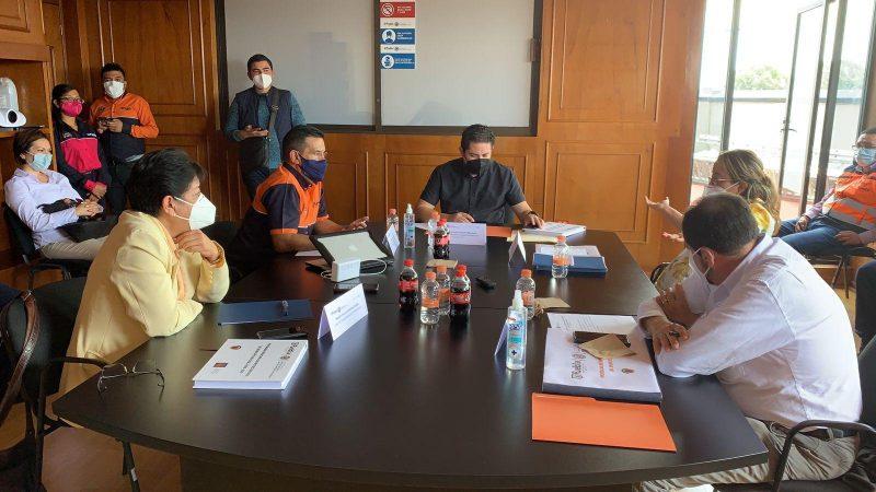 Aprueban Programa Municipal de Protección Civil en la capital de Puebla