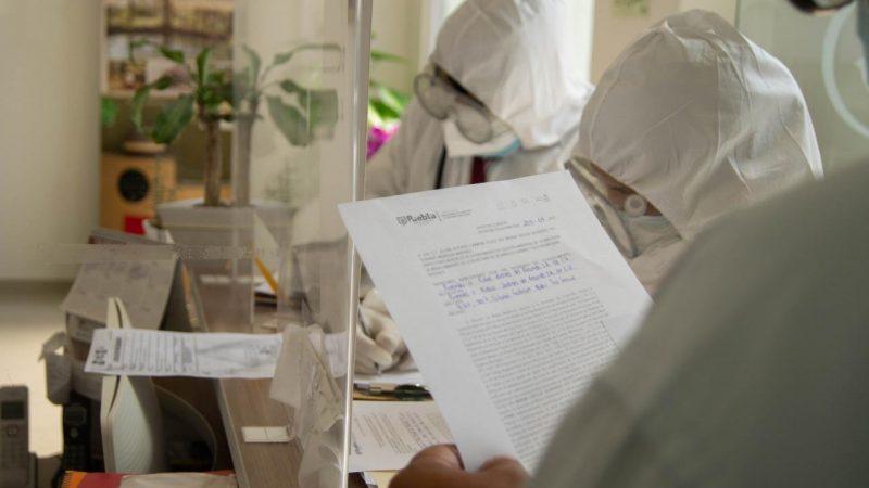 Verifican funcionamiento de crematorios en Puebla