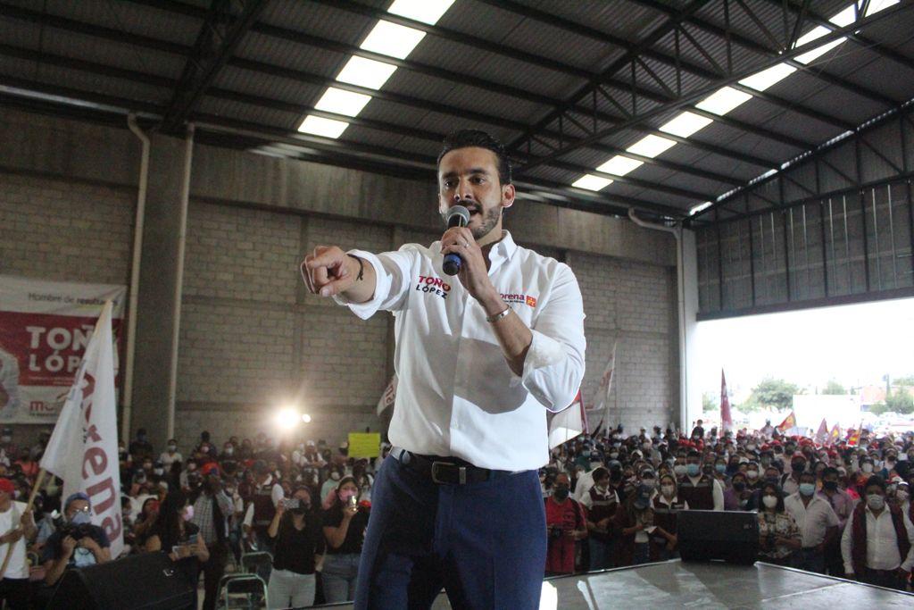 Emite Toño López Ruiz posicionamiento respecto a la resolución del TEPJF