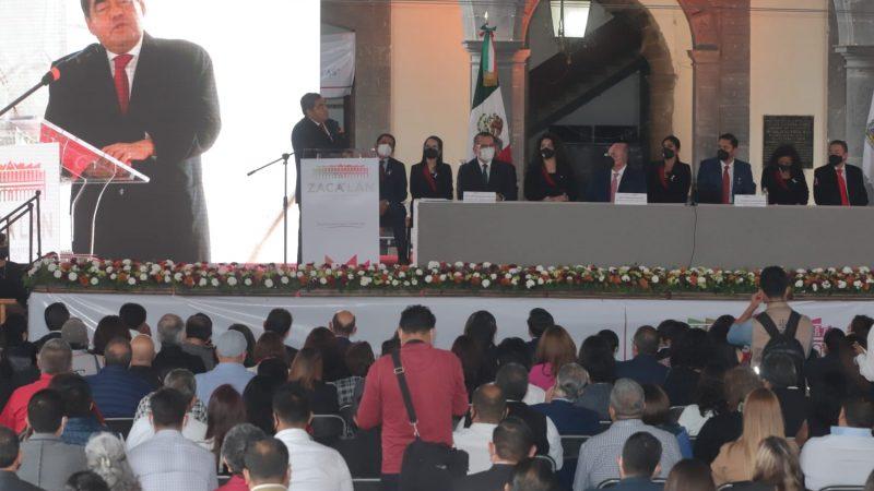 Afirma José Luis Márquez que acabará con los negocios a costa del erario en Zacatlán