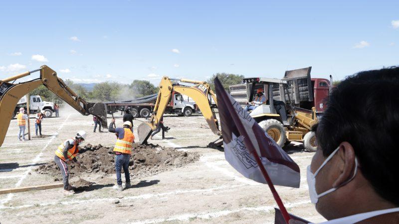 """Inicia la construcción del IEDEP """"Campus Yehualtepec"""