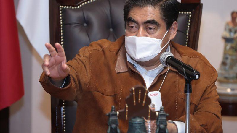 Garantiza Gobierno de Puebla condiciones para cambio de poder en municipios