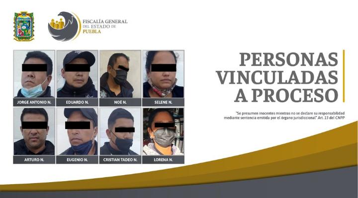 Imputa FGE delitos contra ocho policías de Quecholac