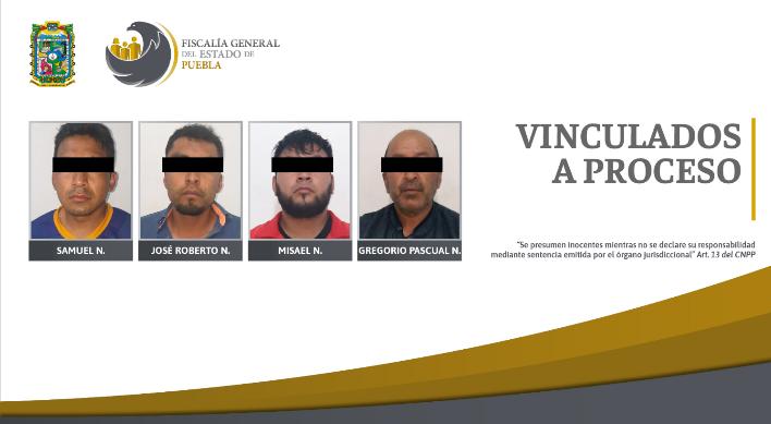 Aseguran a presuntos extorsionadores de Acatzingo