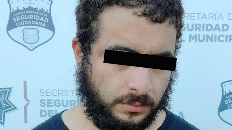 Detenido por presunto robo de vehículo
